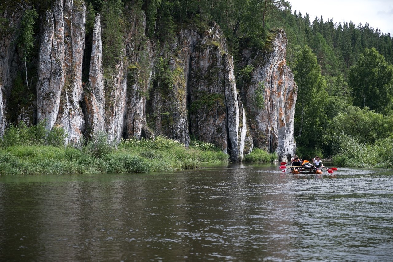 Ecological River Rafting 1