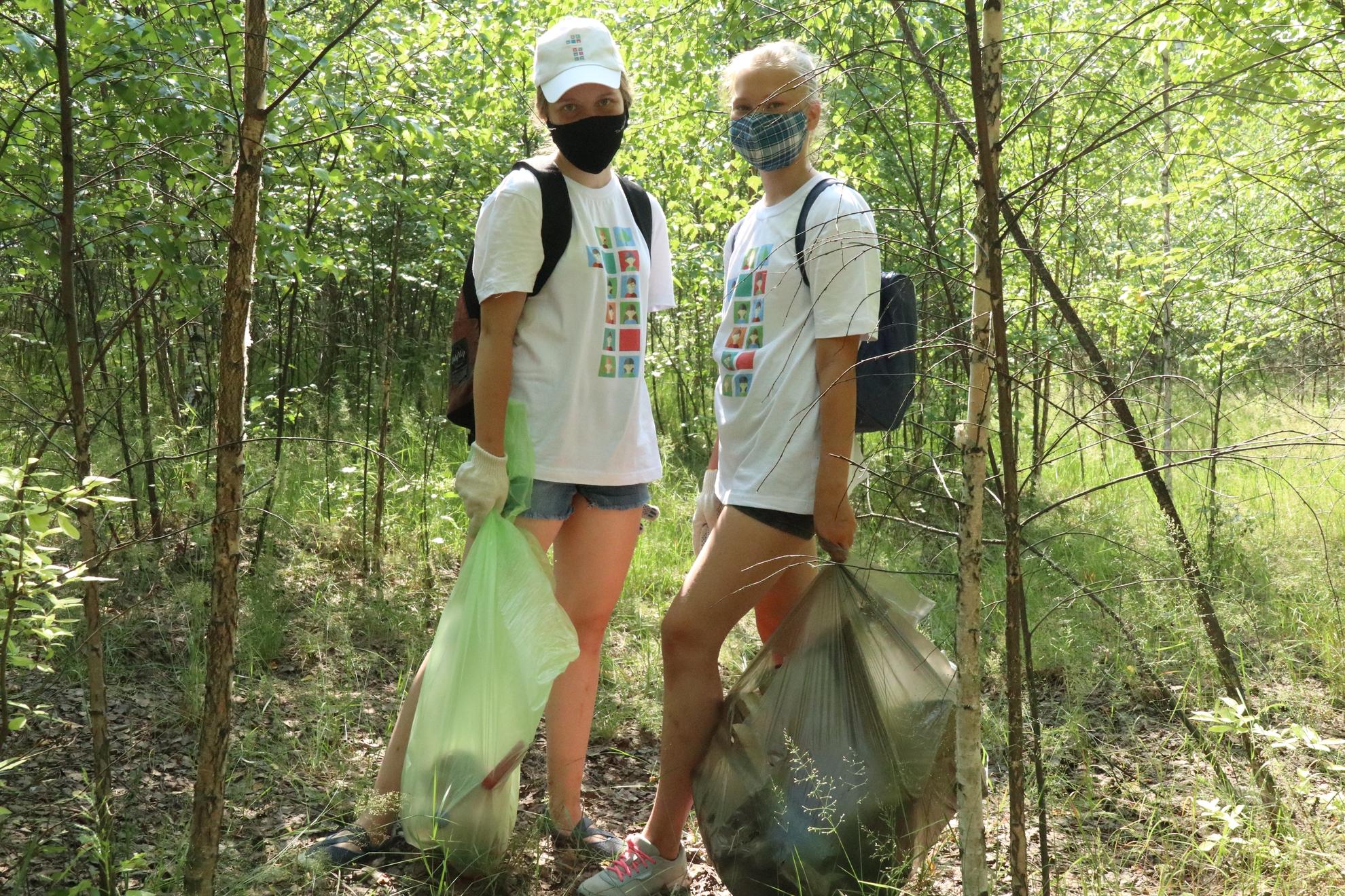 Экоактивисты провели субботник в приюте для животных